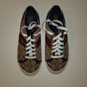 COACH Sneakers *GUC*